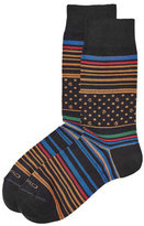 Etro Printed Cotton Socks