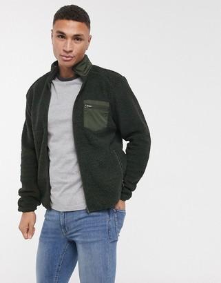 Produkt borg jacket
