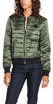 True Religion Women's Ls Puffer Jacket