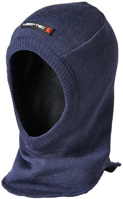 Lego Wear Girl's Duplo Tec Amir 673-Wollmutze Hat Blau (Dark Blue 597) 22 (manufacturer Size: 48)