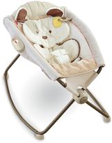 Fisher-Price My Little Snugapuppy Deluxe Rock N' Play Sleeper