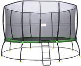 Lifespan 14ft HyperJump Plus Springless Trampoline Set, 14 ft