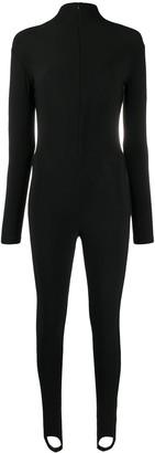Atu Body Couture Marsian slim-fit jumpsuit
