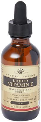 Solgar Natural Source Liquid Vitamin E