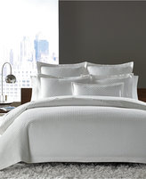 Hotel Collection Diamond Matelasse King Sham