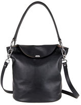 Lodis Amy Lainy Leather Convertible Bucket Bag