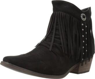 Roper Women's Fringy Western Boot