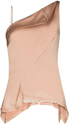Roland Mouret Fira draped top