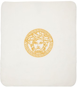 Versace Printed Cotton Jersey Blanket