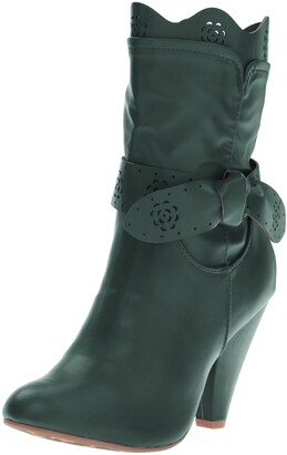 Bettie Page Women's Bp403-lamour Boot