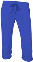 Soffe Royal Blue Year Round Football Capri Pants