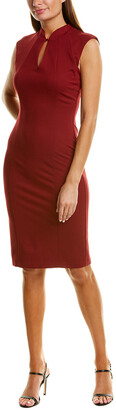 Alexia Admor Keyhole Sheath Dress