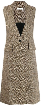 Chloé Sleeveless Coat