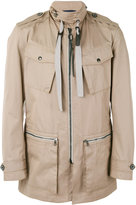 Lanvin field jacket - men - Cotton/Polyester/Viscose - 50