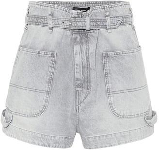 Isabel Marant Kike denim shorts