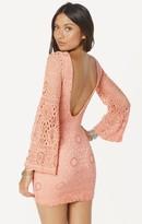 Nightcap Clothing cherry blossom priscilla dress