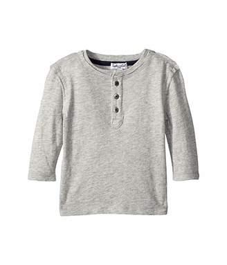 Splendid Littles Always Basic Long Sleeve Henley (Infant)