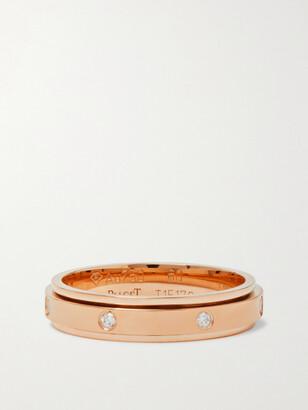 Piaget Possession 18-Karat Rose Gold Diamond Ring - Men - Rose gold