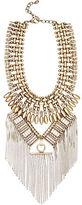 Ralph Lauren Fringe Chain Necklace
