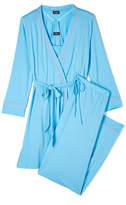 Cosabella Bella Maternity Robe & PJ Set