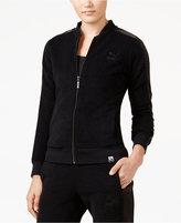 Puma T7 Fleece Track Jacket
