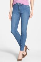 NYDJ &Alina& Stretch Skinny Jeans
