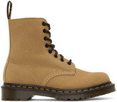 Thumbnail for your product : Dr. Martens Tan Nubuck 1460 Pascal Boots