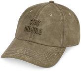 American Rag Men's Stay Humble Baseball Hat, Created for Macy's