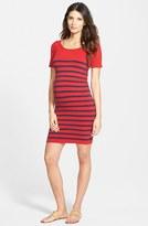 Tees by Tina Women's 'Nautical' Short Sleeve Maternity Dress