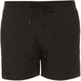 Tomas Maier Riviera cotton shorts