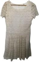 BA&SH Bash White Cotton Dresses
