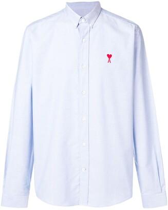 Ami Paris De Coeur Button-Down Shirt