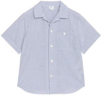 Arket Seersucker Shirt