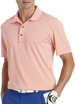 Izod Short-Sleeve Greenie Feeder Polo