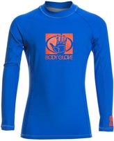Body Glove Basic Youth Fitted Long Sleeve Rashguard 7530816