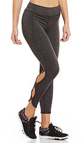 Free People Infinity Elastic Waist Cut-Out Legging