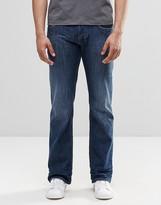 Diesel Zatiny Bootcut Jeans 855l Mid Wash
