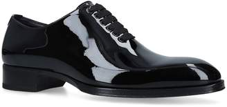 Tom Ford Patent Elkin Oxford Brogues
