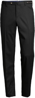 Pt01 Slim-Fit Stretch Virgin Wool Trousers