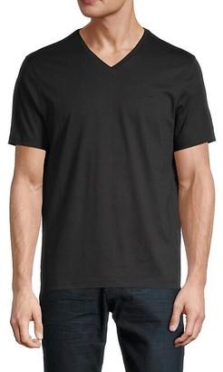 Michael Kors Short-Sleeve V-Neck T-Shirt