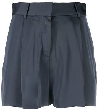 AllSaints Tailored Work Wear Shorts