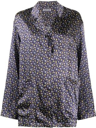 Balenciaga Teddy Bear-Print Shirt