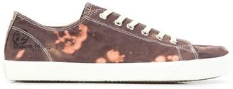 Maison Margiela tie-dye Tabi sneakers