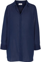 MiH Jeans Oversized Cotton-Twill Shirt