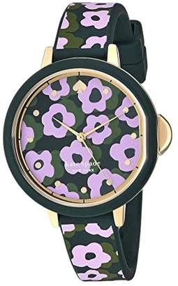 Kate Spade Park Row - KSW1542 (Green/Purple) Watches