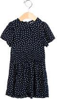 Caramel Baby & Child Girls' Polka dot Gathered Dress