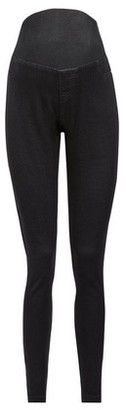 Dorothy Perkins Womens **Maternity Black Underband 'Eden' Lightweight Jeggings, Black