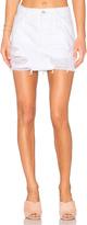 J Brand Bonny Mid Rise Skirt
