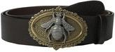 Dolce & Gabbana Large Bee Buckle Belt Men's Belts