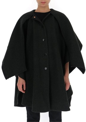 See by Chloe Flared Oversize Cape